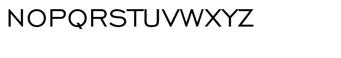 Engravers Gothic BT Regular Font UPPERCASE