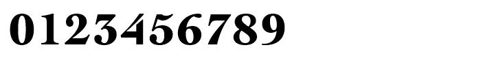 Engravers Oldstyle 205 Black Font OTHER CHARS