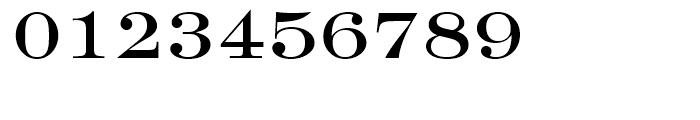 Engravers Roman D Font OTHER CHARS