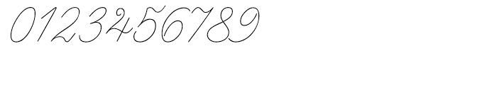 Enocenta Basic Hairline Font OTHER CHARS