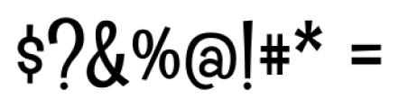 Englebert Pro Regular Font OTHER CHARS