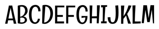 Englebert Pro Regular Font UPPERCASE