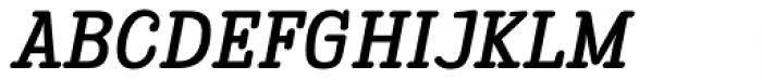 Enagol Math Bold Italic Font UPPERCASE