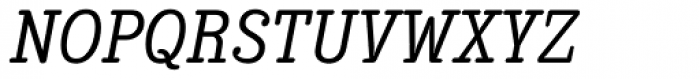 Enagol Math Italic Font UPPERCASE