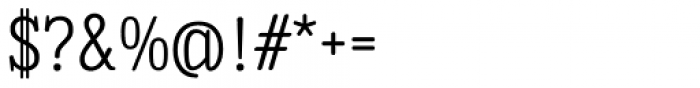 Enagol Math Light Font OTHER CHARS