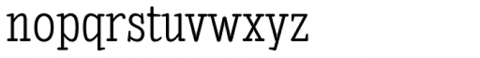 Enagol Math Light Font LOWERCASE
