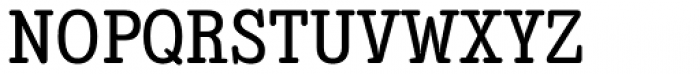 Enagol Math Medium Font UPPERCASE