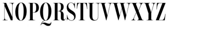 Encorpada Classic Comp SemiBold Font UPPERCASE