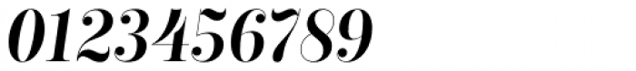Encorpada Classic Cond SemiBold Italic Font OTHER CHARS