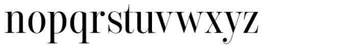 Encorpada Classic Cond Font LOWERCASE