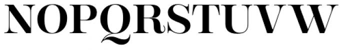 Encorpada Pro SemiBold Font UPPERCASE