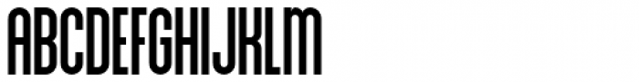 Endorfinia Font UPPERCASE