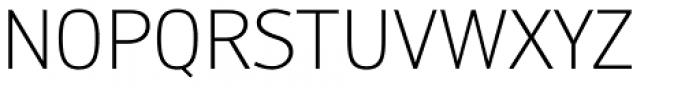 Engel New Sans Light Font UPPERCASE