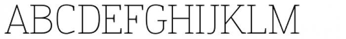 Engel New Serif Extra Light Font UPPERCASE