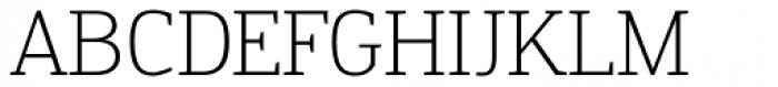 Engel New Serif Light Font UPPERCASE