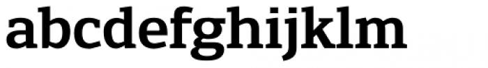 Engel New Serif Semi Bold Font LOWERCASE