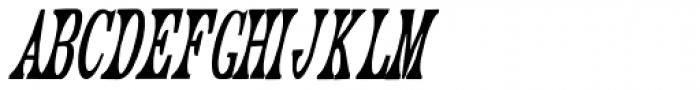 Engel3 Font UPPERCASE