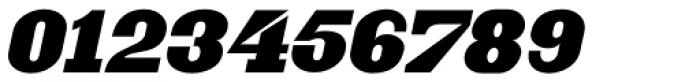 Engine Company Oblique JNL Font OTHER CHARS