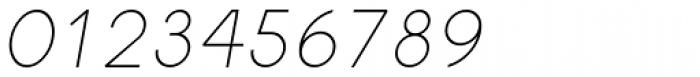 Englandia Light Italic Font OTHER CHARS