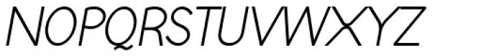 Englandia Normal Italic Font UPPERCASE
