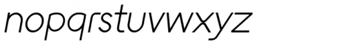Englandia Normal Italic Font LOWERCASE