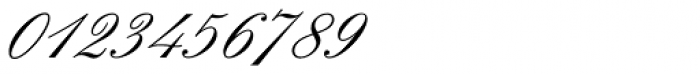 Englische Schreibschrift BQ Two Font OTHER CHARS
