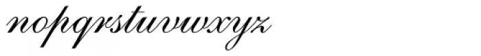 English 111 Adagio Font LOWERCASE