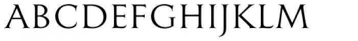 English Engravers Roman Font UPPERCASE
