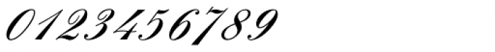 English Script DemiBold Font OTHER CHARS
