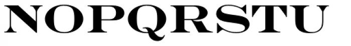 Engravers Bold Font UPPERCASE