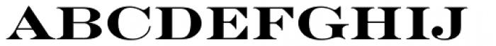 Engravers Bold Font LOWERCASE
