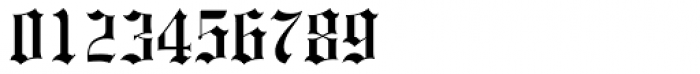 Engravers Old English BT Font OTHER CHARS