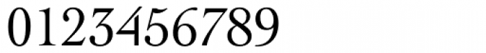 Engravers Oldstyle 205 Font OTHER CHARS