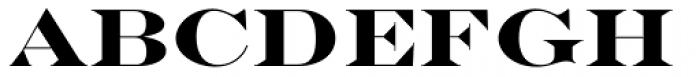 Engravers Pro Bold Font UPPERCASE