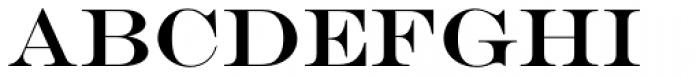 Engravers Pro Regular Font UPPERCASE
