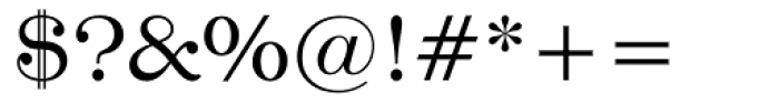 Engravers Roman BT Font OTHER CHARS