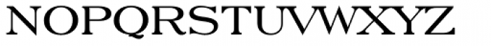 Engravers Roman BT Font LOWERCASE