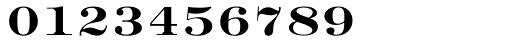 Engravers Roman Bold BT Font OTHER CHARS