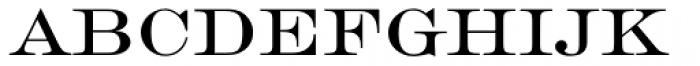 Engravers SB Regular Font LOWERCASE
