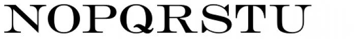 Engravers SC D Roman Font UPPERCASE