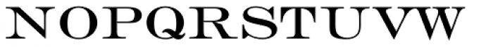 Engravers SC D Roman Font LOWERCASE