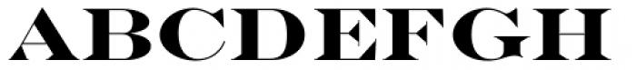 Engravers Std Bold Font UPPERCASE