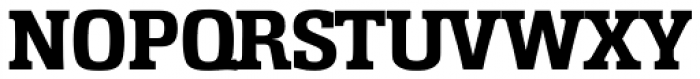 Enschede TS Bold Font UPPERCASE