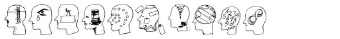 Entestats 1 Font OTHER CHARS