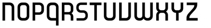 Environ Font UPPERCASE