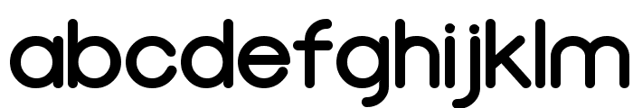 EOne Font UPPERCASE
