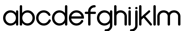EOne Font LOWERCASE