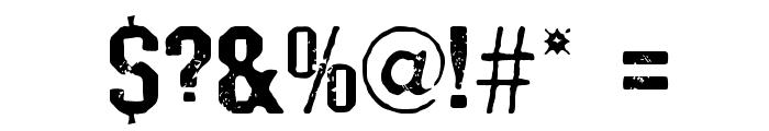 Eordeoghlakat Font OTHER CHARS