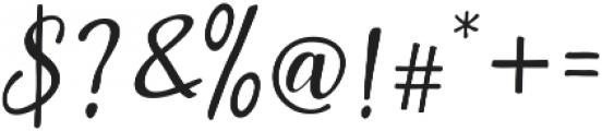 Ephorbia Regular ttf (400) Font OTHER CHARS