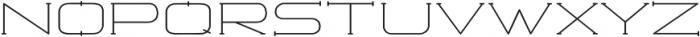 Epica otf (400) Font UPPERCASE